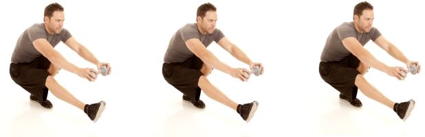 Bodyweight Pistol Squat Exercise – Shoot your leg strength through the roof post image